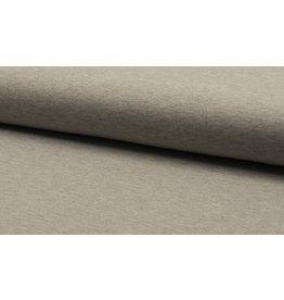 Jersey meliert light grey
