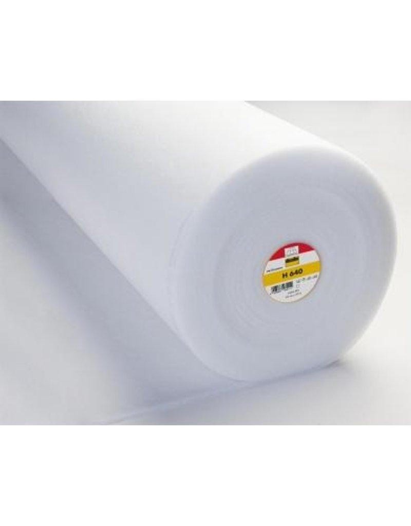 Vlieseinlage H 640 weiß