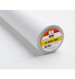Vlieseinlage H250 weiß