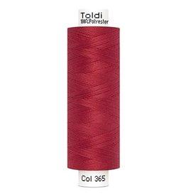 Gütermann Toldi Garn rot Col. 365
