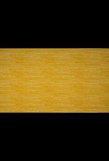 Baumwolle Motiv senf ochre Streifen weiß