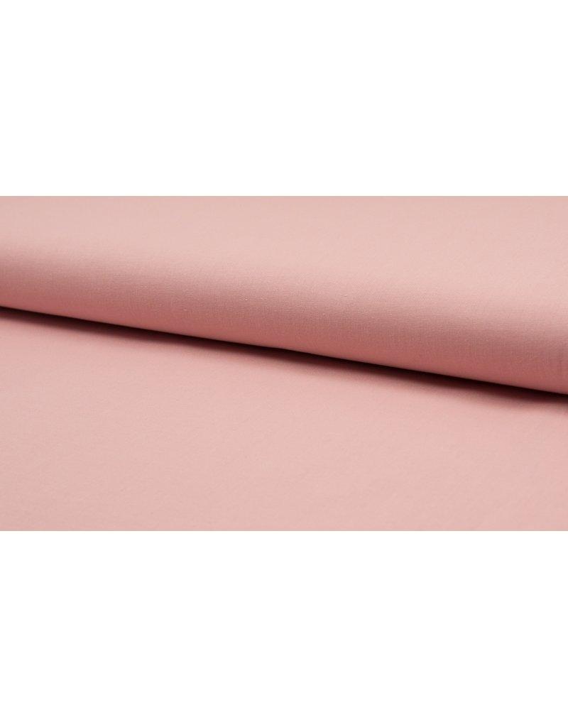 Baumwolle Uni salmon