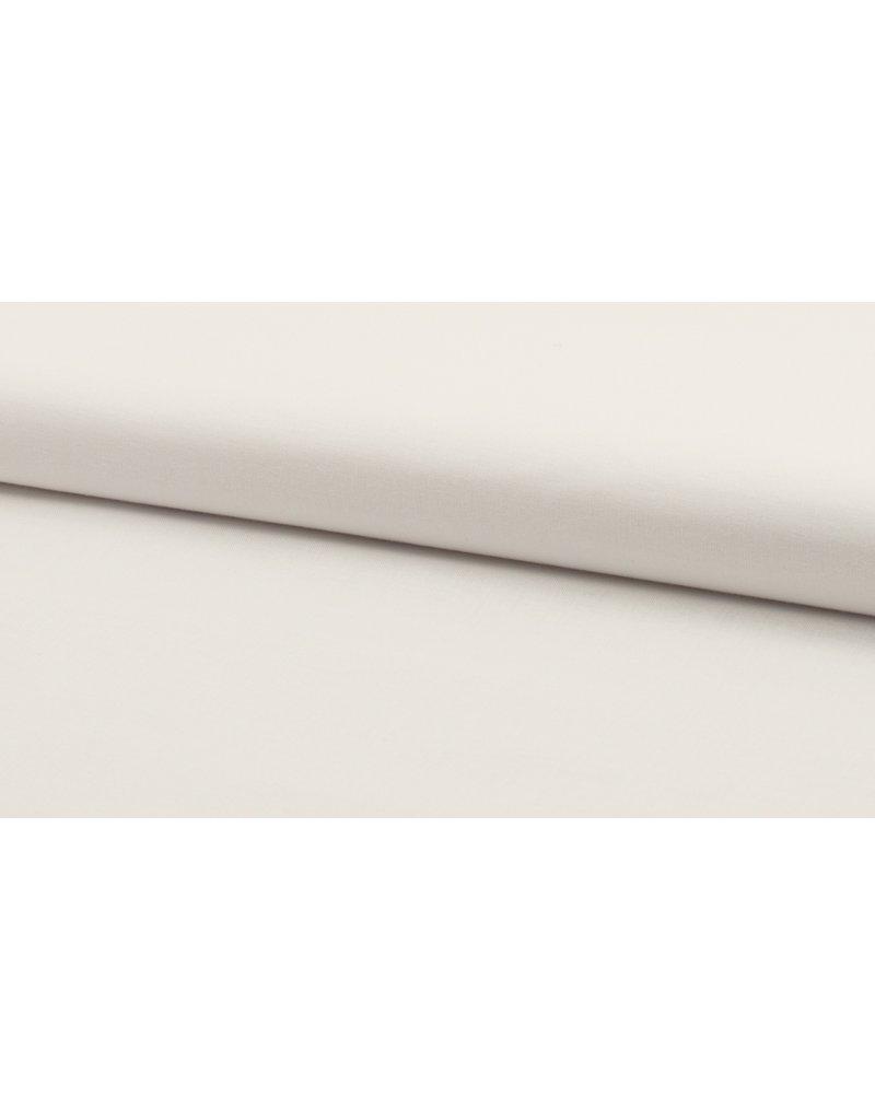Baumwolle Uni optical white