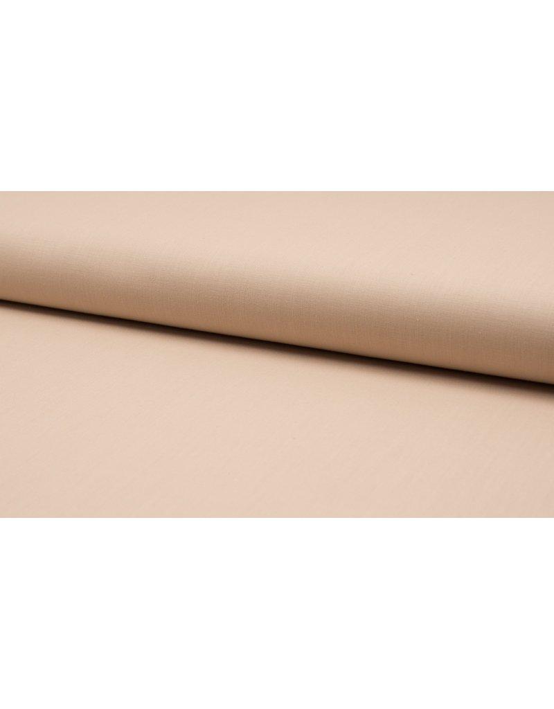 Baumwolle Uni light beige