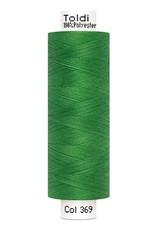 Gütermann Toldi Garn grün Col. 396