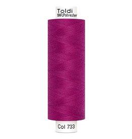 Gütermann Toldi Garn pink Col. 733