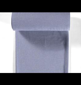 Bündchen indigo jeans Ministreifen Strickschlauch