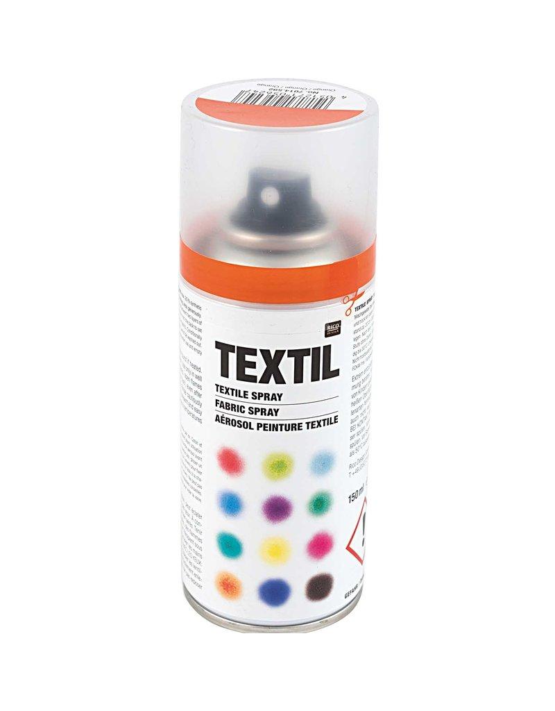 RICO Textil Spray orange 150 ML Col. 592