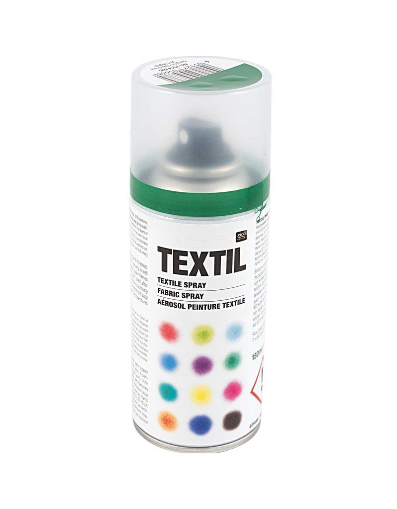 RICO Textil Spray Saftgrün 150 ML Col. 606
