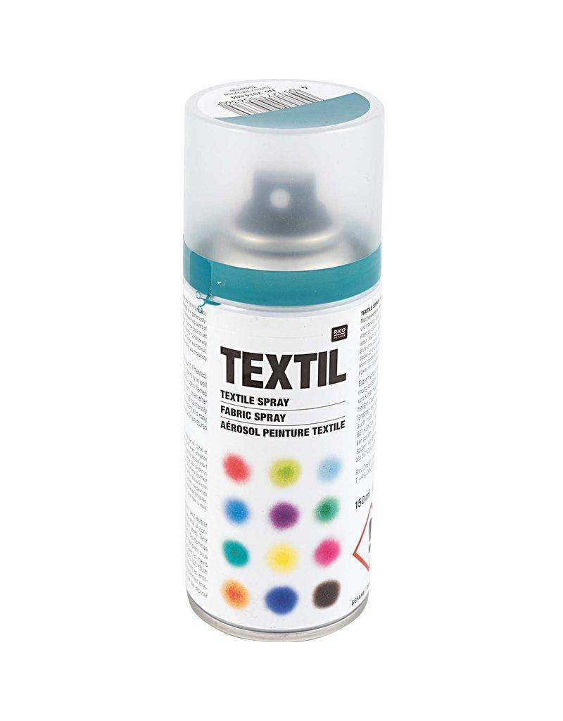 RICO Textil Spray Türkis 150 ML Col. 604