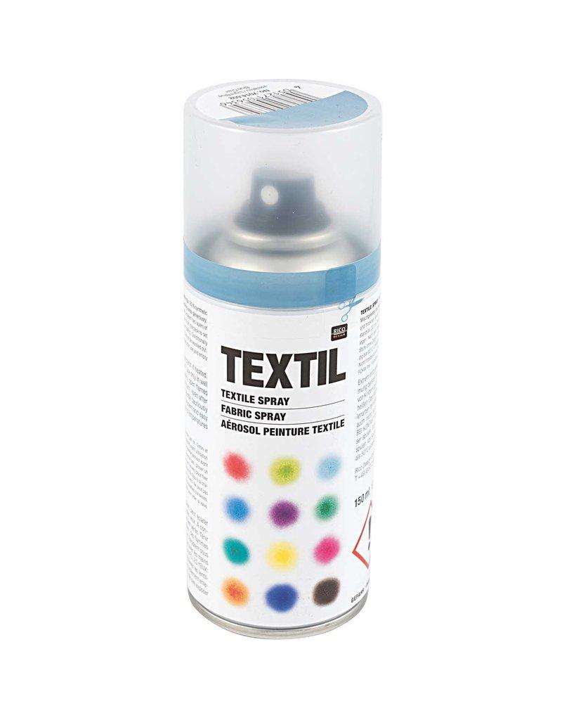 RICO Textil Spray Hellblau 150 ML Col. 602