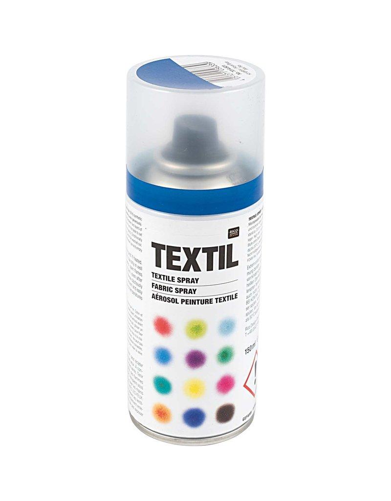 RICO Textil Spray Königsblau 150 ML Col. 601
