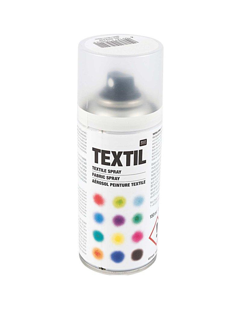 RICO Textil Spray Weiß 150 ML Col. 610