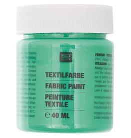 RICO Textilfarbe Saftgrün 40 ML Col. 516