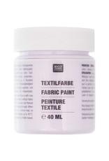 RICO Textilfarbe Flieder 40 ML Col. 508
