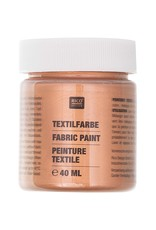 RICO Textilfarbe Bronze 40 ML Col. 526