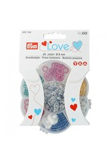 Prym Love Druckknopf Jersey Color MS 8 mm