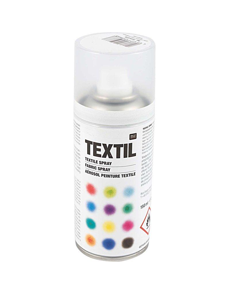 RICO Textil Spray Glitter irisierend 150 ML Col. 618