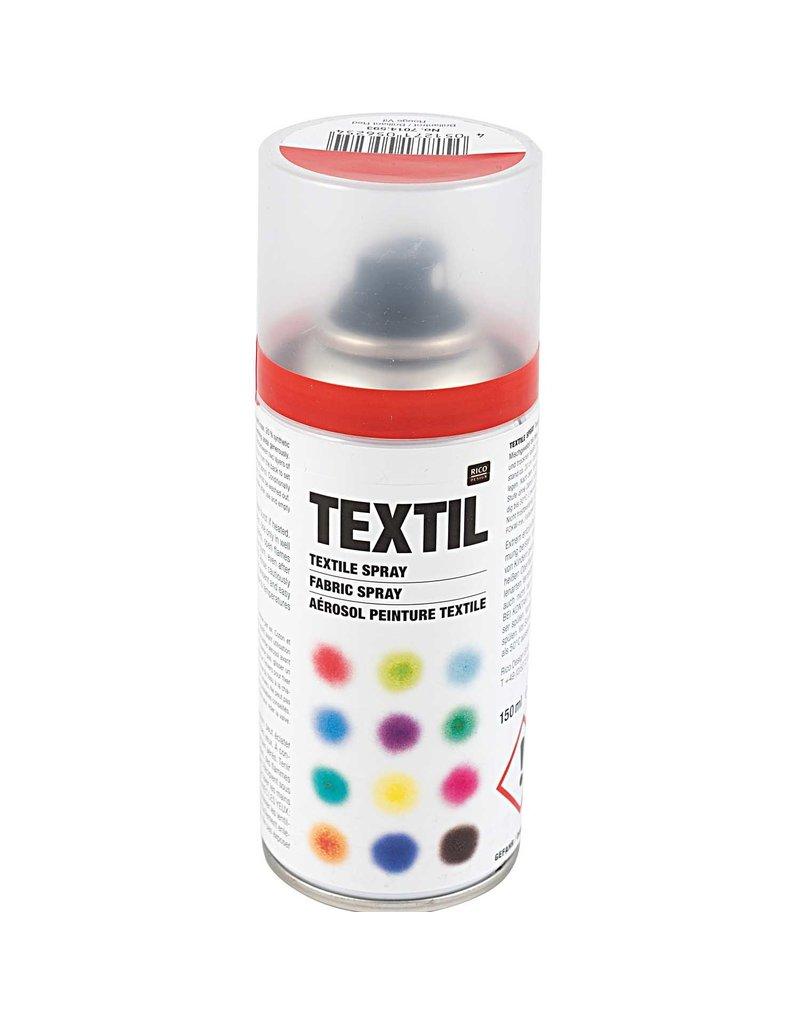 RICO Textil Spray Brilliantrot 150 ML Col. 593