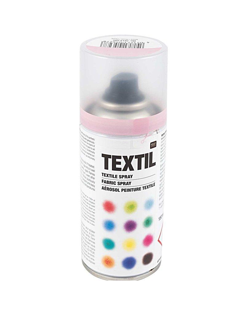 RICO Textil Spray Rosa 150 ML Col. 595
