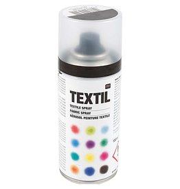 RICO Textil Spray Black 150 ML Col. 609