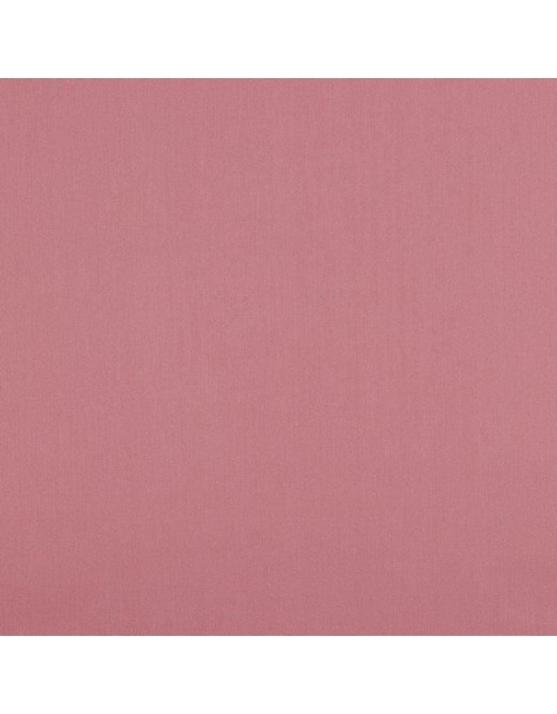 Baumwolle Uni blush altrosa