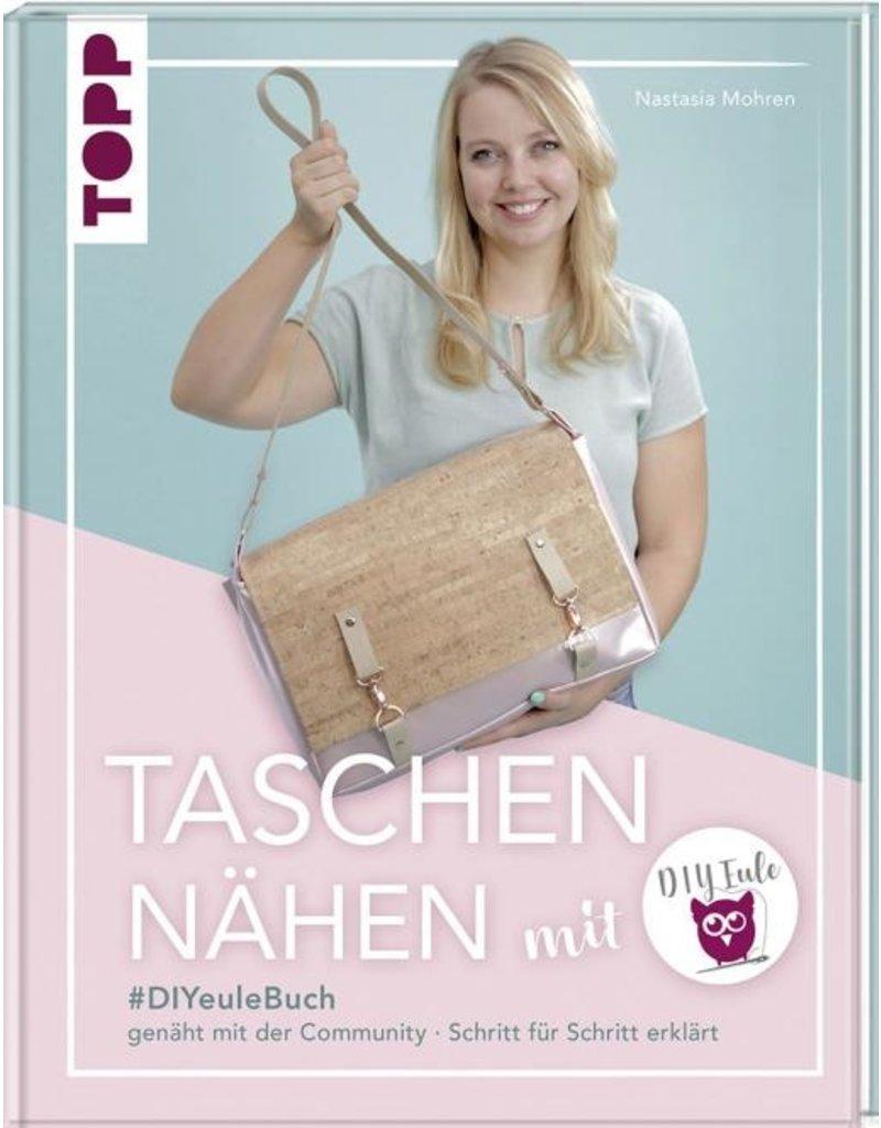 TOPP Taschen nähen mit DIY Eule