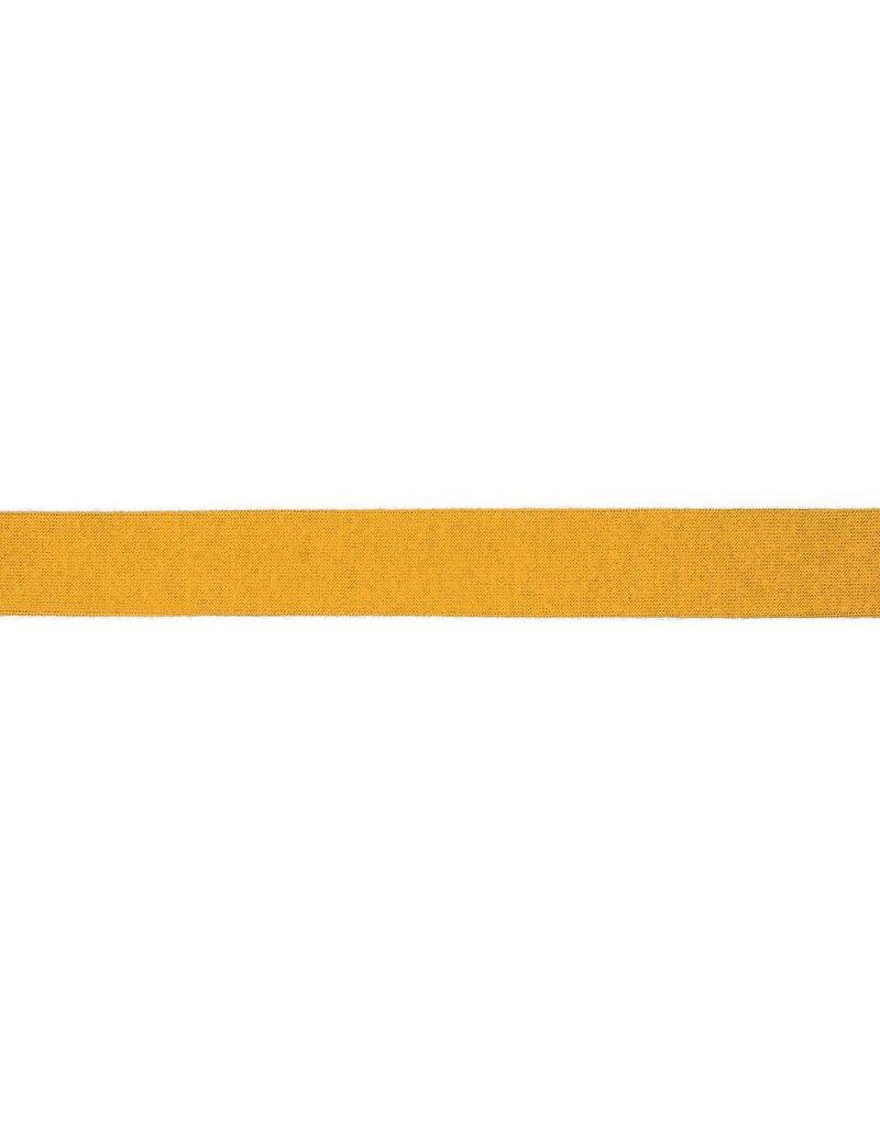 Jerseyschrägband corn 20mm Col. 586