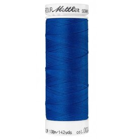 Mettler Seraflex Garn  blau 130m Col. 0024