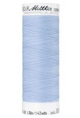 Mettler Seraflex Garn  hellblau 130m Col. 0036