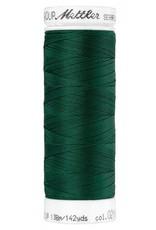 Mettler Seraflex Garn  dunkelgrün 130m Col. 0216