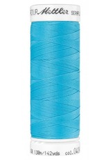 Mettler Seraflex Garn  aqua 130m Col. 0409