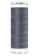 Mettler Seraflex Garn  dunkelgrau 130m Col. 0415