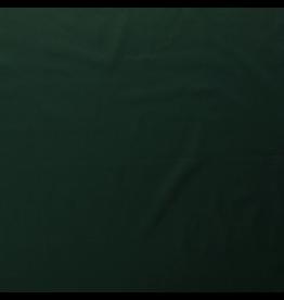 Baumwolle Uni dark green