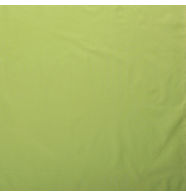 Baumwolle Uni lime green