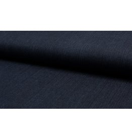 Jeans Denim washed stretch navy