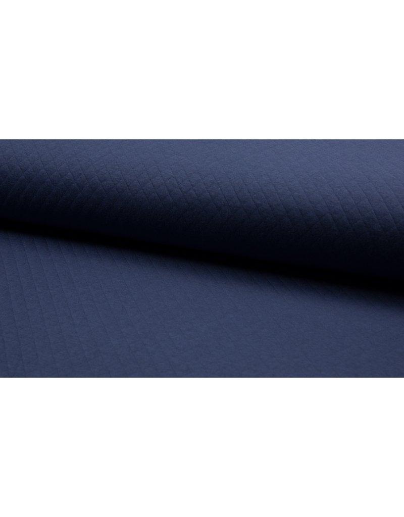 Stepp Diamond Baumwolle jeans blau