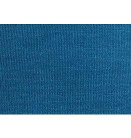 Sweat Soft  uni blau petrolblau GOTs