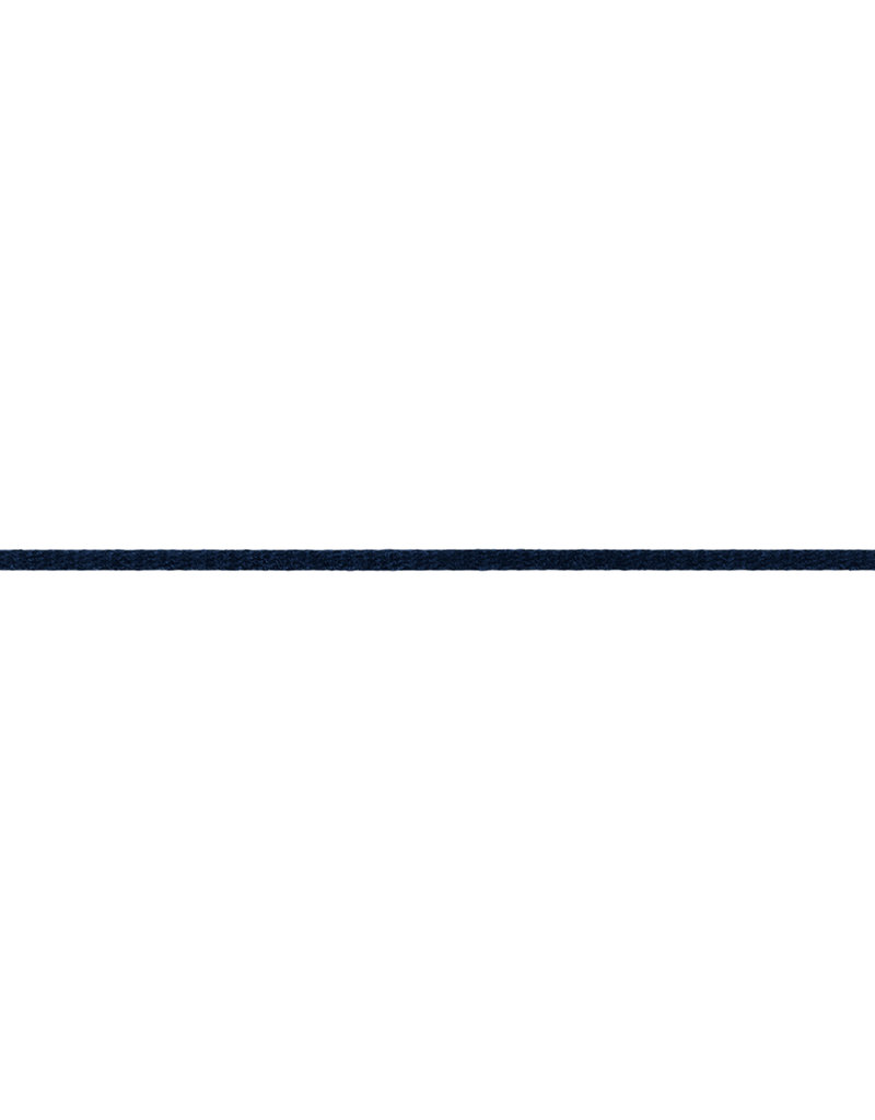 VENO Gummiband 2mm navy blau