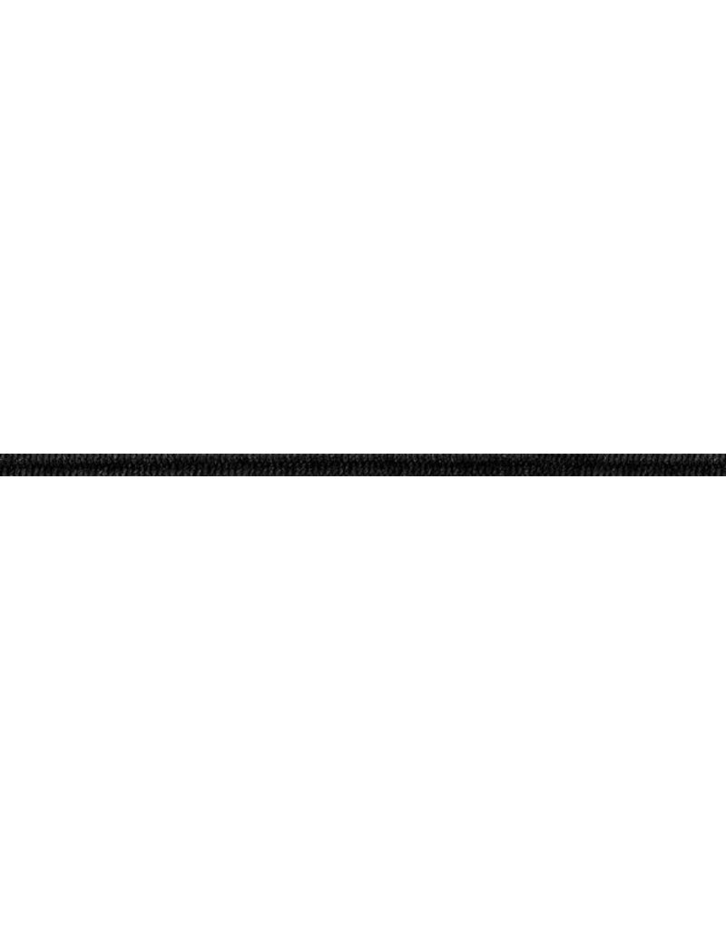 VENO Gummiband Rundgummi 2mm schwarz