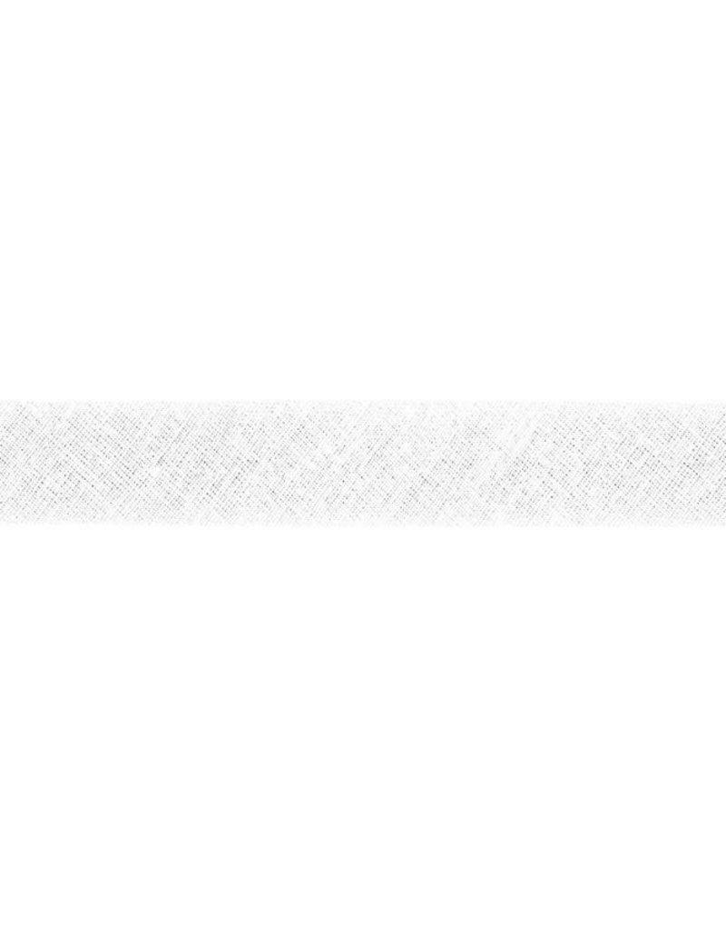 VENO Schrägband 40/20 rein weiß