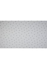 Baumwolle Motiv navy Streifen Anker