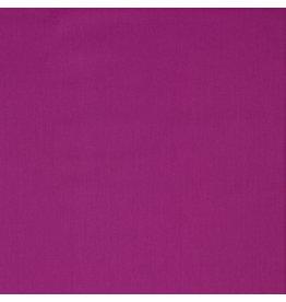 Baumwolle Uni violet