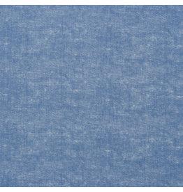 Jeans bleached blue