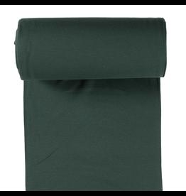 Bündchen Uni dunkelgrün