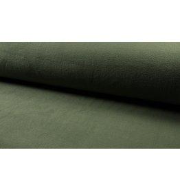 Fleece Polyester khaki