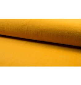 Fleece Polyester senf