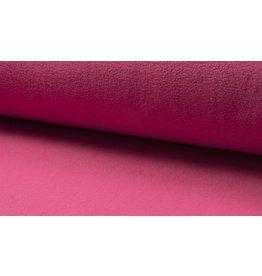 Fleece Polyester dark pink