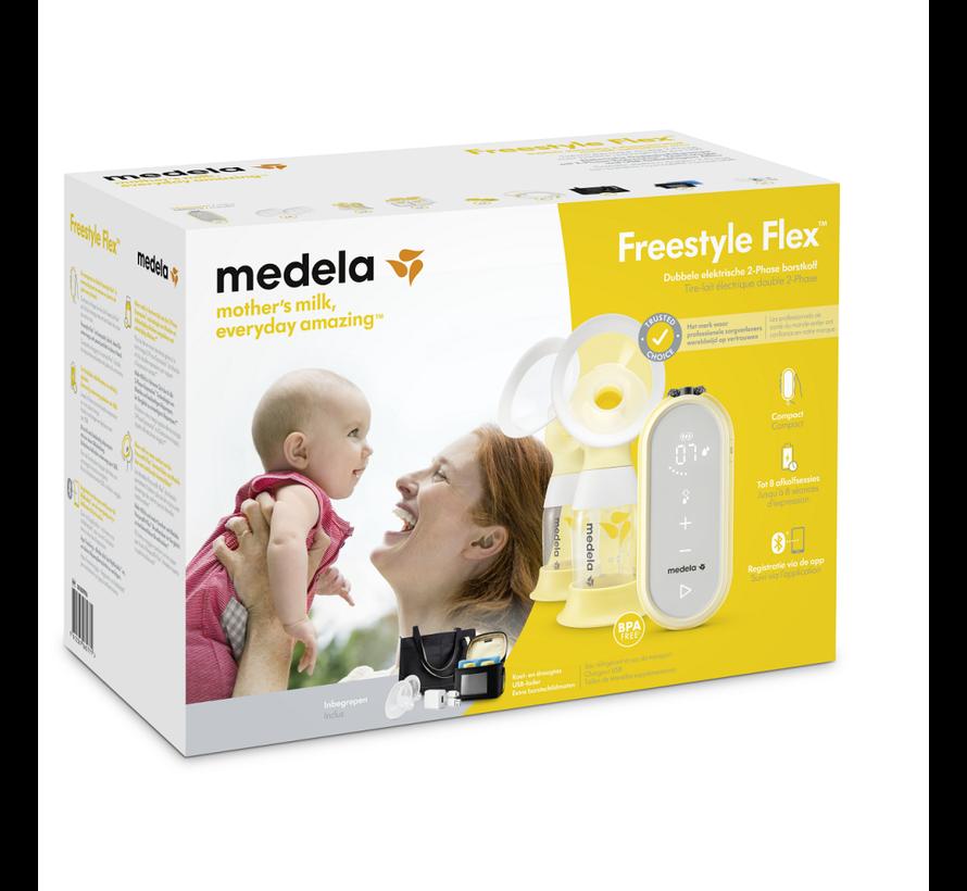 Medela Freestyle Flex borstkolf - dubbele elektrische borstkolf