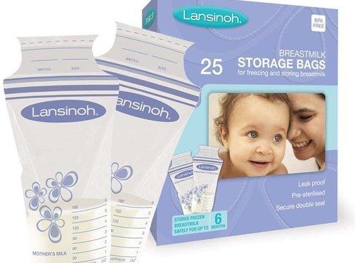 Lansinoh Lansinoh moedermelk bewaarzakjes